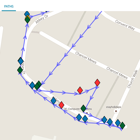 Set targets for the team and track them in real time