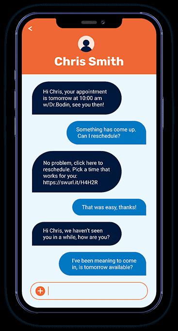 Zingit instant messaging
