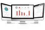 interviewstream screenshot: Configurable dashboard and reporting