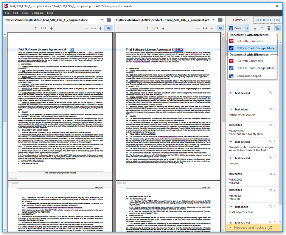ABBYY FineReader PDF Logiciel - 3