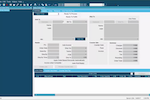 Captura de tela do Epicor ERP: The sales order entry screen can be personalized for each business's needs