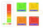 Captura de tela do Leadoo: Leadoo conversation analytics