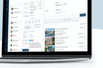 TOP PRODUCER screenshot: CRM includes a free MLS integration to save properties