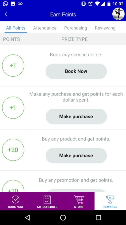 Gamification incentivizes customers to make purchases or bookings