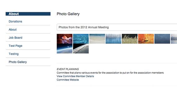 Create photo galleries with zero storage limitations