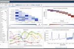 SAS Visual Analytics screenshot: SAS Visual Analytics data visualization screenshot