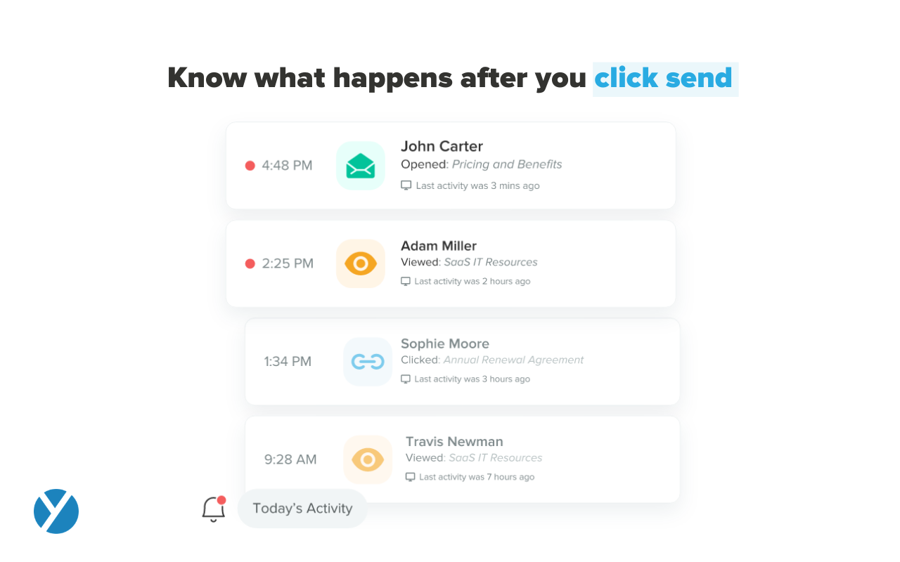 Yesware Software - Email Tracking