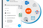 Act! screenshot: Act! CRM Appli Mobile