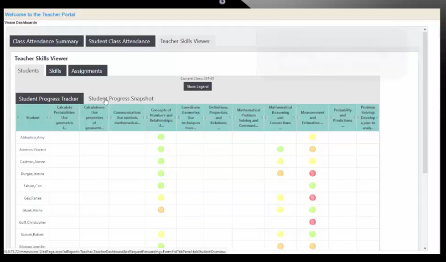 Personalize student learning by comparing assignment results