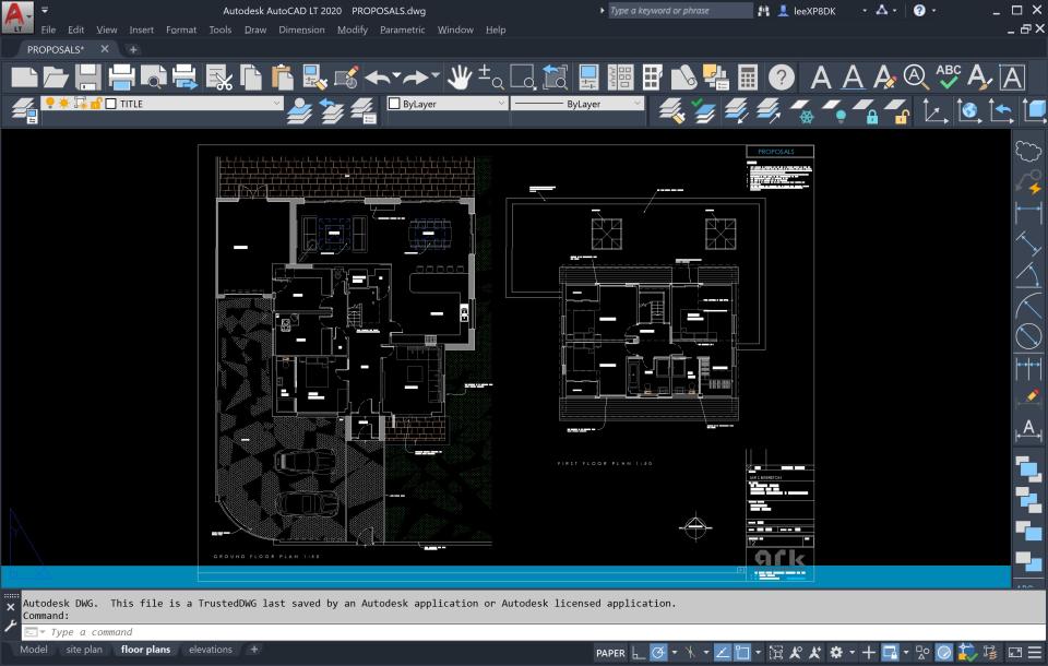 AutoCAD Software - 3