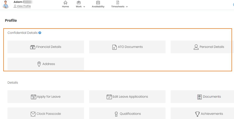 foundU Software - foundU employee portal