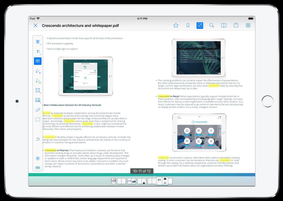 Crescendo Software - 2