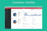 Captura de pantalla de Unleashed: Complete stock visibility