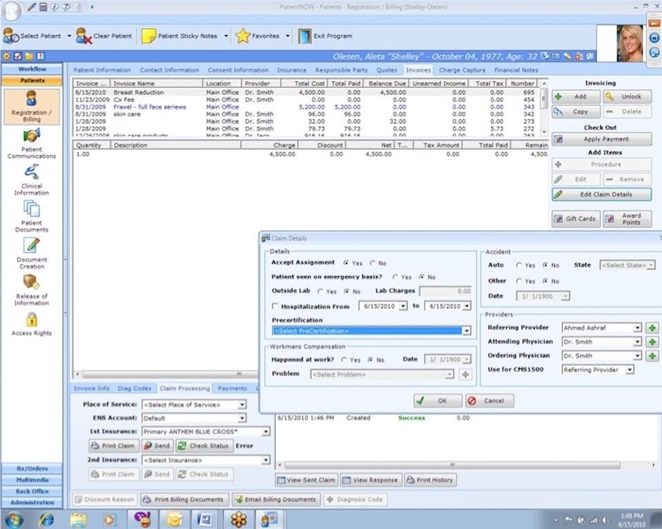 PatientNOW Software - 4