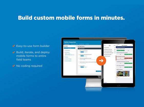 ProntoForms screenshot