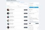 MoBerries screenshot: Pending Applications