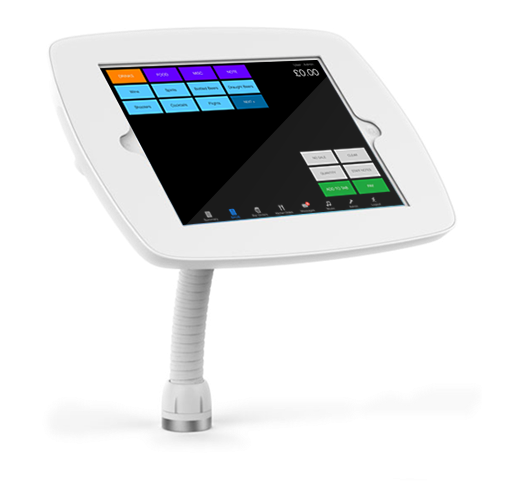 Take orders with BarTab's iPad-based electronic point of sale system (EPOS)