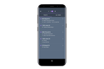 Onfleet screenshot: Up-to-date delivery details allow drivers to quickly view customer info, order details and navigational directions. Onfleet's driver app is simple and intuitive.