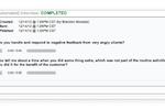 interviewstream screenshot: Voice interview tool