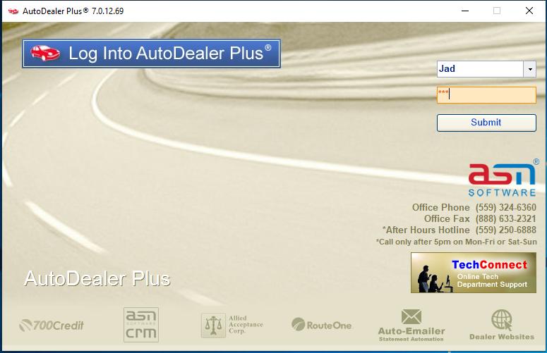 AutoDealer Plus Software - 1