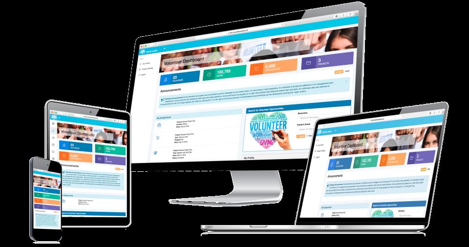 VolunteerMatters Software - 1