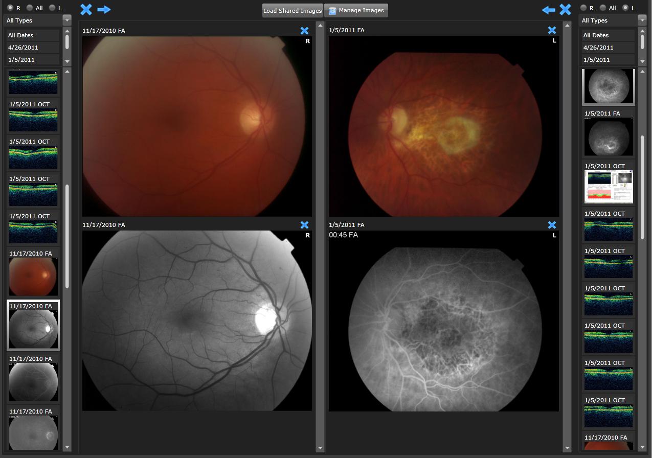 IntelleChartPRO Software - Images
