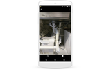 Capture d'écran pour Commusoft : Take photos and send them back to the office in real time