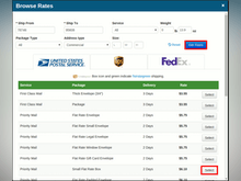 ShippingEasy Software - ShippingEasy: Compare rates and calculate the savings based on dimensions