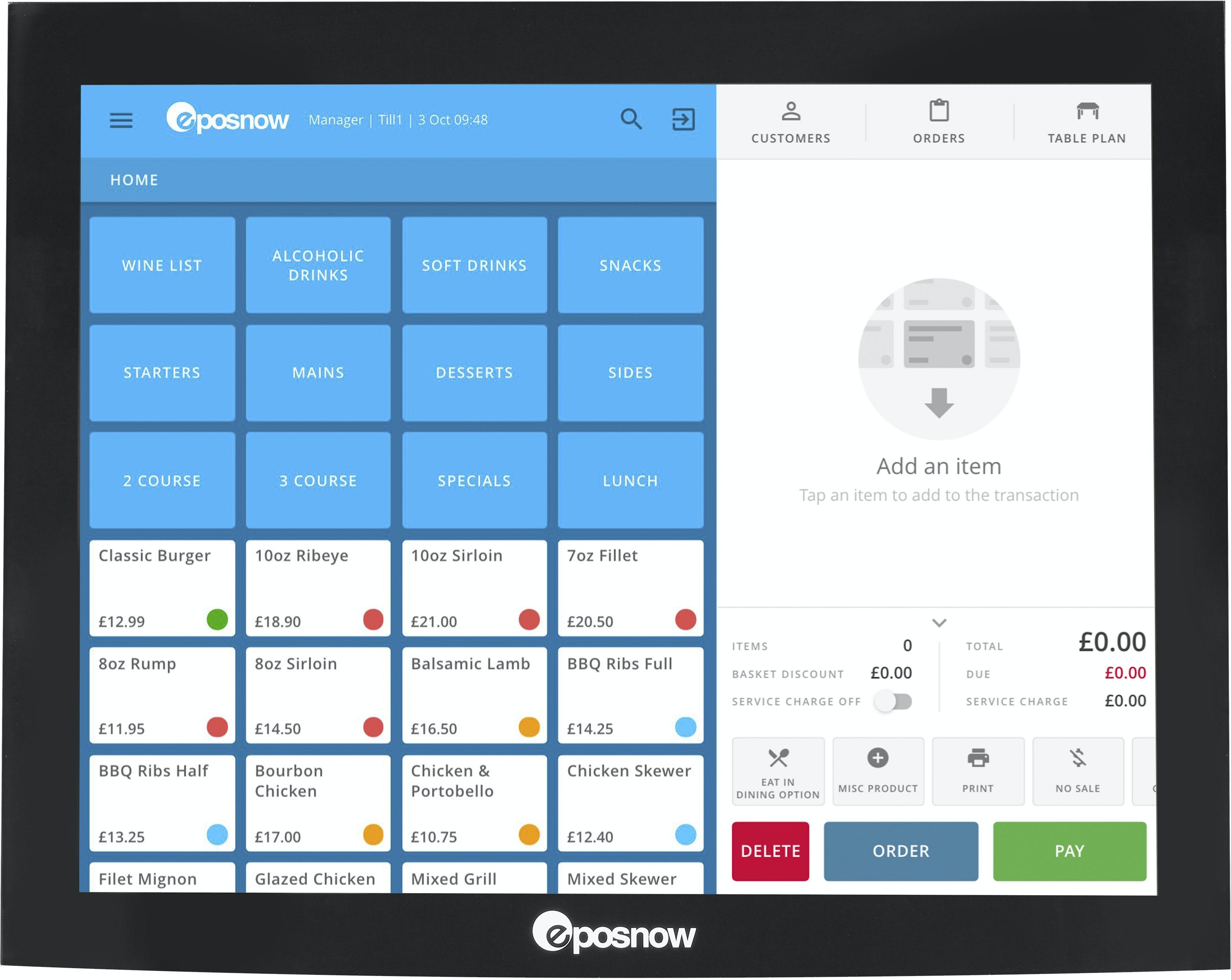Epos Now Software - 1