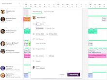 Resource Guru Software - 2