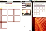 Blink Session screenshot: Games and other content can be used within sessions to facilitate interaction