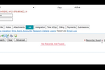 Captura de tela do Conrep: Search functionality helps users find information quickly