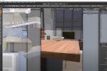 Modo screenshot: Modo properties