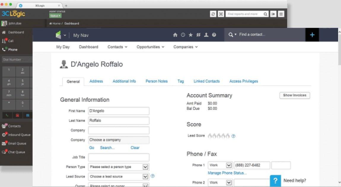 3CLogic Software - Contact details