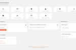 Clutch screenshot: Clutch start page