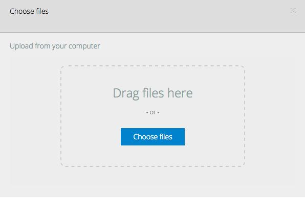 Mindflash Software - Bulk upload