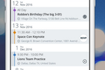 Allcal screenshot: Store all calendars and event information in one place