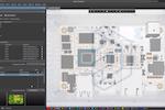 Altium Designer screenshot: Altium Designer PCB generic model