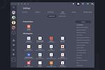 Shift Screenshot: Shift settings
