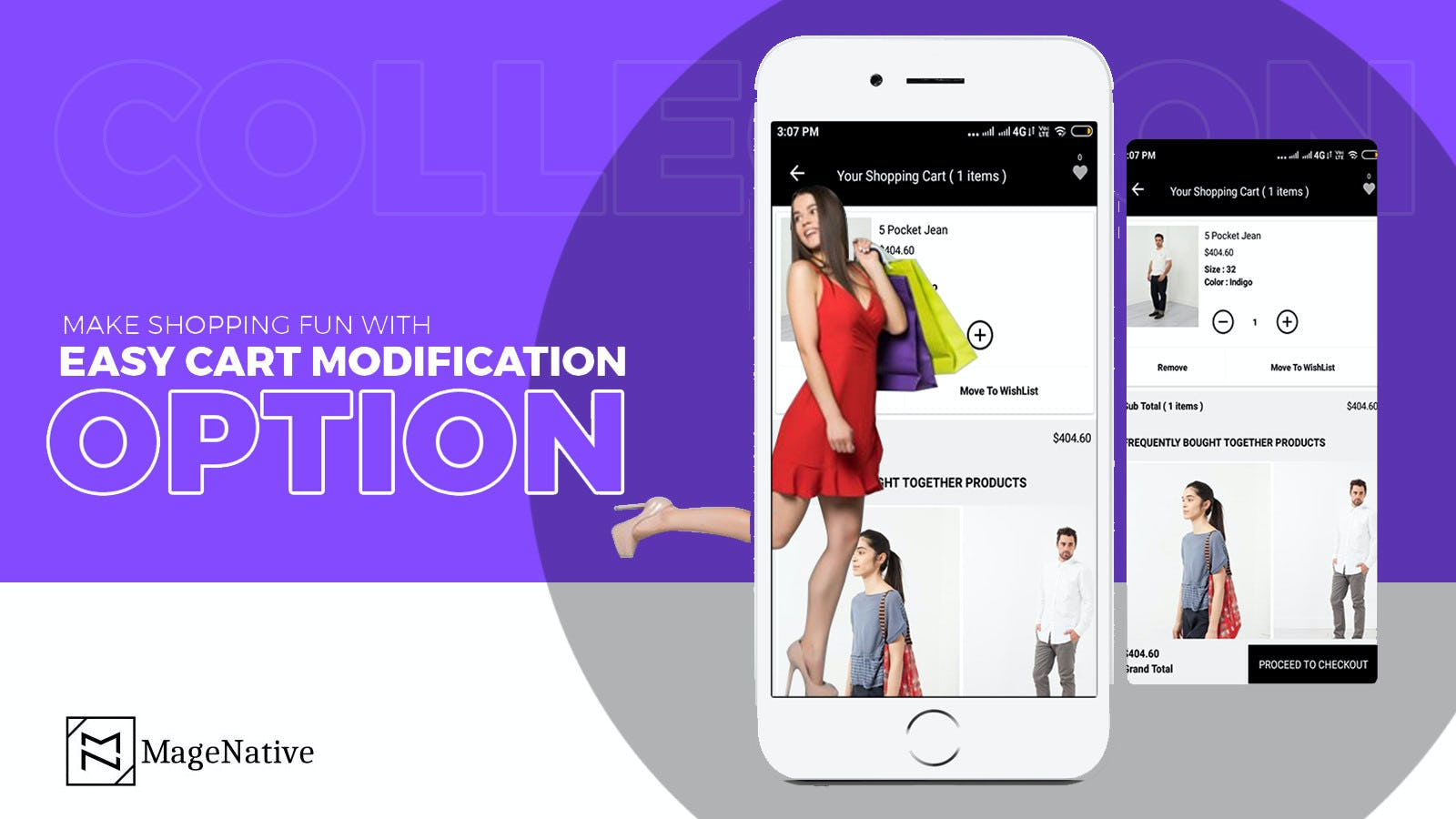 MageNative Shopify Mobile App Software - 1