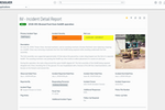 Resolver screenshot: Incident Detail Report