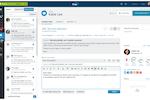 Five9 screenshot: Email customer service