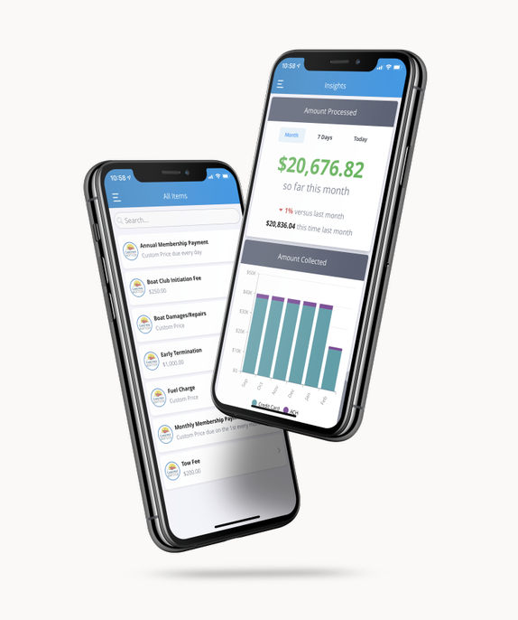 Download the free PaySimple mobile app