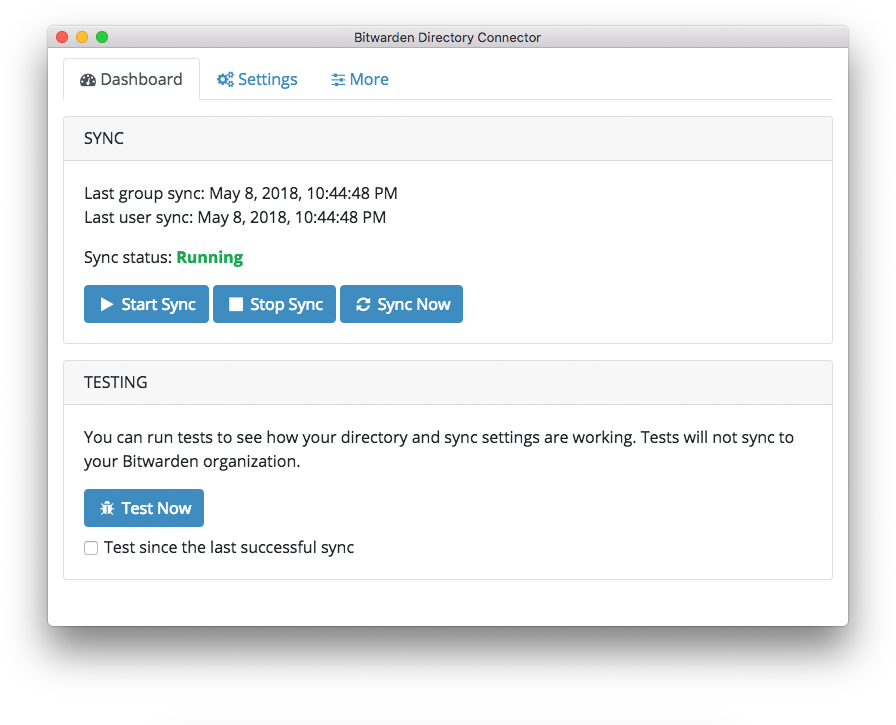 Sync your employee directory for smoother user onboarding and deprovisioning.