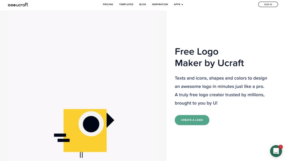 Free Logo Maker by Ucraft