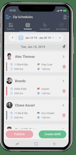 Altametrics - mobile app