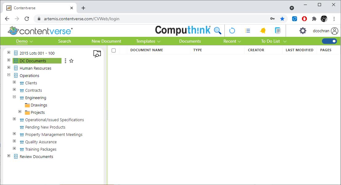 Contentverse Software - 2