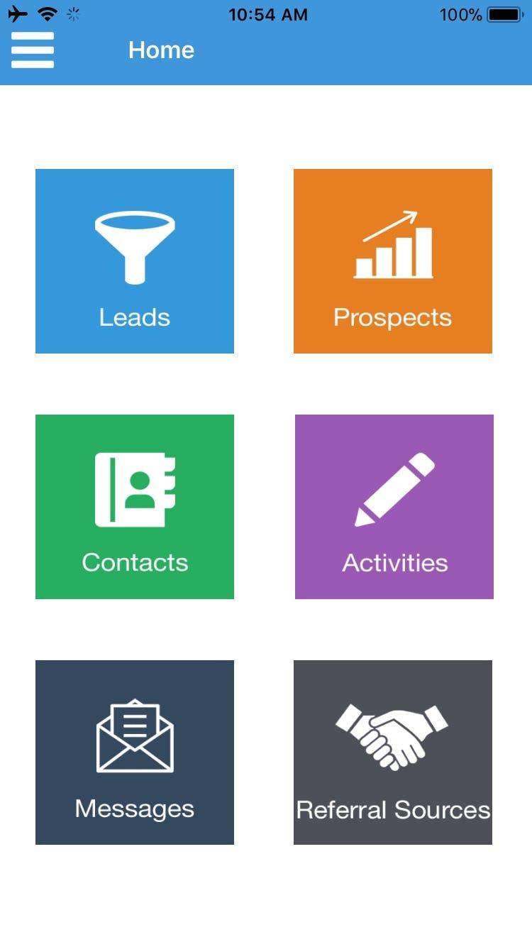 CareSynchrony Software - Census 100 marketing CRM