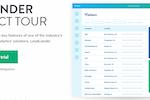 LeadLander screenshot: LeadLander Product Tour