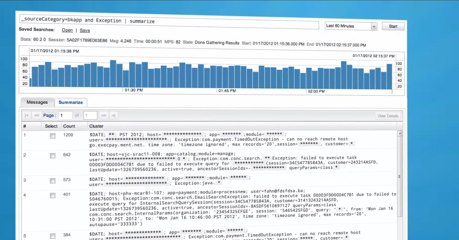 Sumo Logic Software - SumoLogic-LogManagement-Data